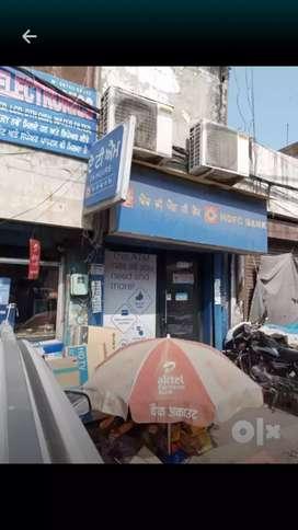 ATM shop hdfc want to sale