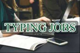 home based image typing job available