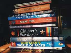 Set of 13 Children's Books (Mixed genres)