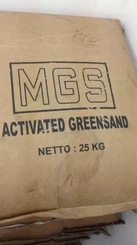 MGS Greensand lokal