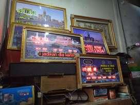 Jam digital masjid jadwa waktu sholat masjid musholla kantor mranggen
