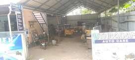 1500 ft2 workshop space for rent