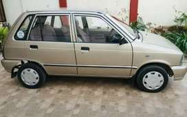 Self drive mehran available