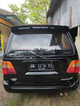 Kijang Kapsul 2004, Bensin, CC 1,8