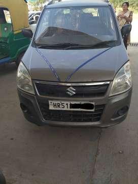 Grey Wagon R in Good Condition