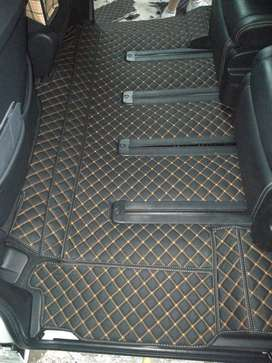 Karpet HONDA ODYSSEY tahun 2016-2017 Carpet Synthetic Leather Custom