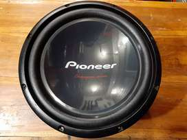 Subwoofer PIONEER TS-W309S4 12inc Bass mantap