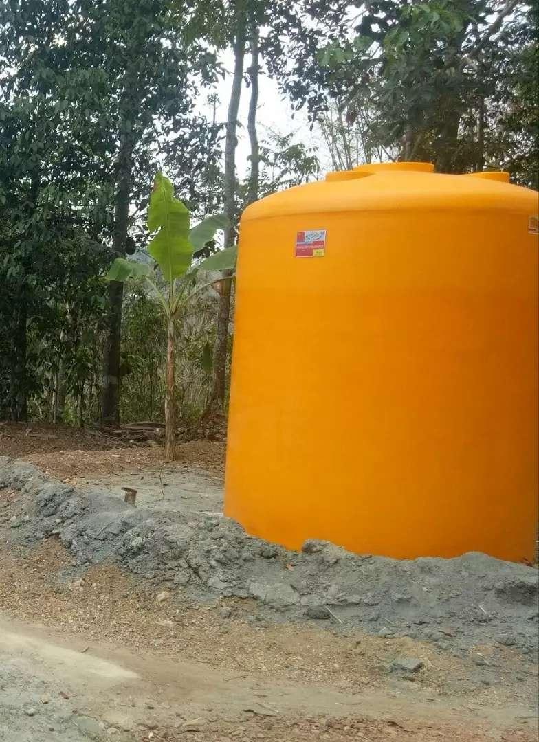 Tandon air 1100 liter bahan plastik pvc
