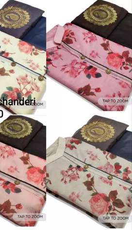 CHANDER SUITS WITH INNER