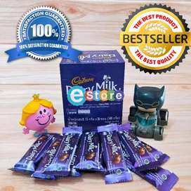 Cadbury dairy milk - coklat cadbury