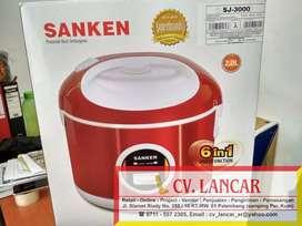 Rice Cooker SANKEN SJ3000 (Gratis ongkir dan bayar ditempat)