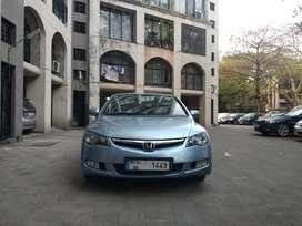 Honda Civic 1.8S Manual, 2007, Petrol
