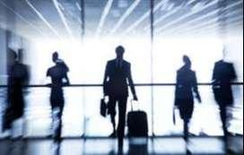 Bulk Hiring For Travel Executive