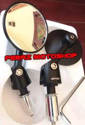 Spion jalu stang motor Nmax Aerox Pcx Lexi universal bisa semua motor