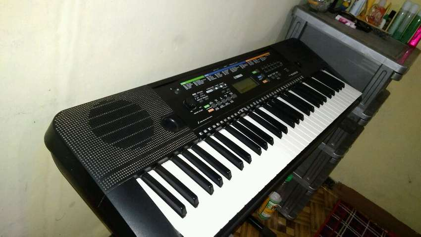 Keyboard Yamaha PSR E253 (ORIGINAL) Second 0