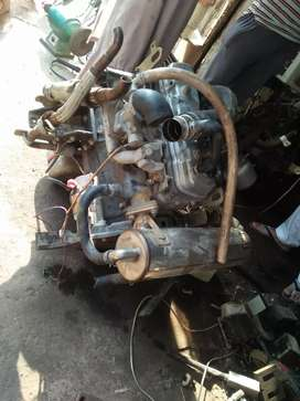 Nassan Engine
