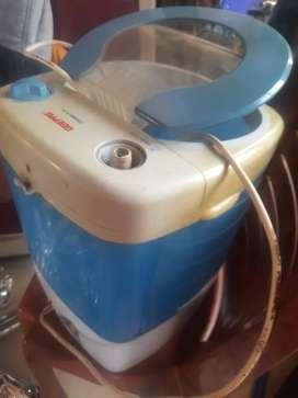 Mini washing machine for baby cloths