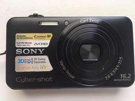 Kamera Sony Cyber Shot DSC-WX7 second