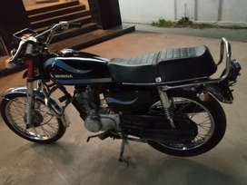 Honda 125 Exchange with Mobile