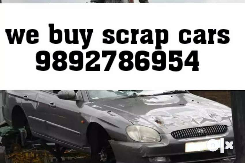 We are leading scrap car buyers 0