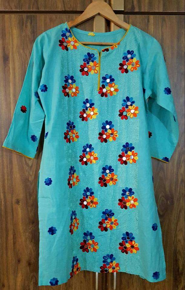 Ready to Wear Casual Embroidered Pret 0