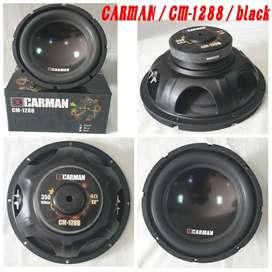 Subwoofer Carman CM-1288 - 12 inch Double Coil SPL BASS EMPUK