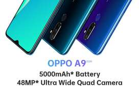 Oppo A9 2020 Mobile Phone (4G, 8GB RAM, 128GB ROM) Green With 1 Year O