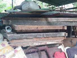 old building material(doors,windows etc)