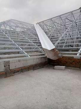 Baja Ringan SNI dan Jasa Renovasi Atap