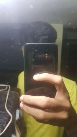 Samsung S8 (64GB Variant) Black