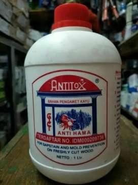 Obat anti rayap 1 liter