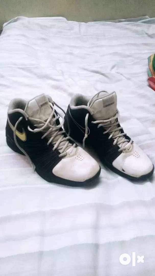 Nike Air Visi Pro 2 Basketball Shoes 0