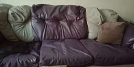 Selling 6 sitter sofa in a excellent condition at a handsome price