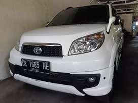 Dijual Toyota RUSH TRD AT Tahun 2013