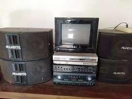 Jual speaker advante dan ampli
