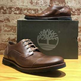 Timberland Kendrick Cap Toe Oxford Leather Shoes