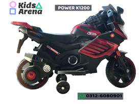 Kids battery operated system bikes