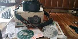 Canon eos 60D BO.