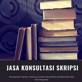 jasa analisis skripsi Sistem informasi (program website)