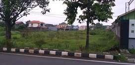 Tanah strategis di kota Solo Surakarta, dekat pusat kota & pintu toll.