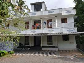 Newly 2 BHK apartment for rent family Rs. 9500 at NH bypass Maradu
