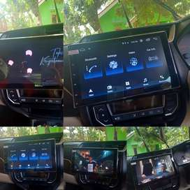 Head unit android 10 youtube