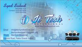 IT consultant for IT solutions