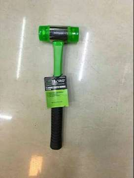 PALU PLASTIK 35MM TEKIRO / DOUBLE PLASTIC HAMMER ID29