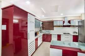 3 bhk  ready to move flat for sale in gated community