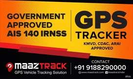 RTO അംഗീകൃത Gps tracker