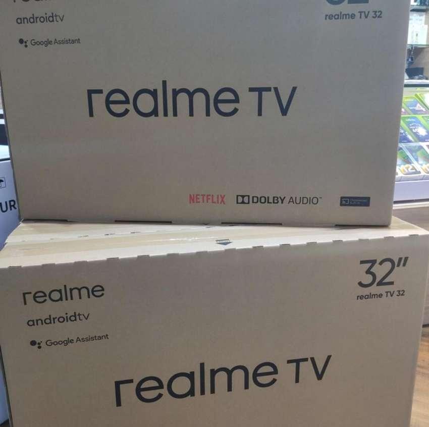 Realme Smart tv 43inch bisa cicilan tanpa cc proses 5 menit 0