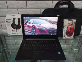 Laptop LENOVO G40-70 core i3-4030U ram 4gb hdd 500gb paket ZOOM ONLINE