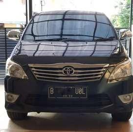 Kijang Innova Diesel G AT 2012 Istimewa
