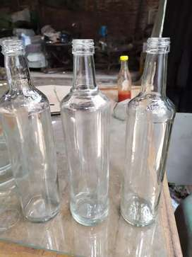 Botol sirup 650ml